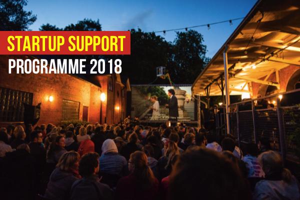 Trans Europe Halles, Startup Support Programme için açık çağrıda bulunuyor