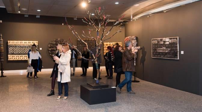 Bubi sergisi İş Sanat Kibele Galerisi'nde