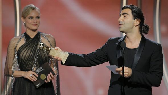 75. Altın Küre Ödülleri'nden Fatih Akın'ın filmine ödül