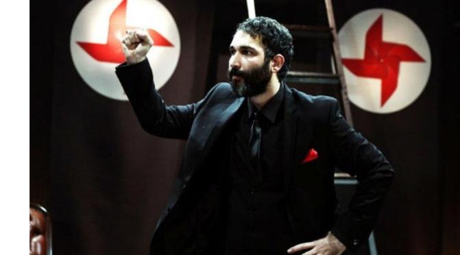 "Barış Atay'ın ""Sadece Diktatör"" oyununa yasak"
