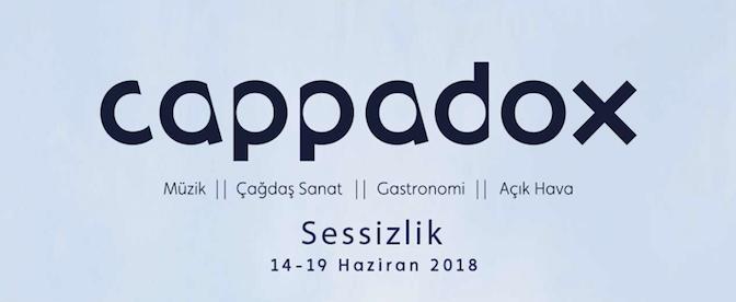 "Cappadox 2018'in teması ""Sessizlik"""