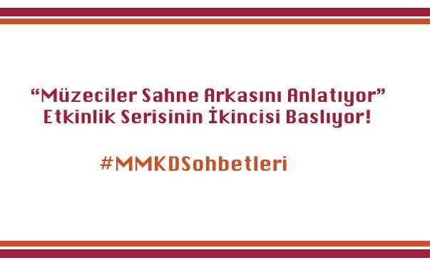 MMKD Sohbetleri 2018 programı başlıyor