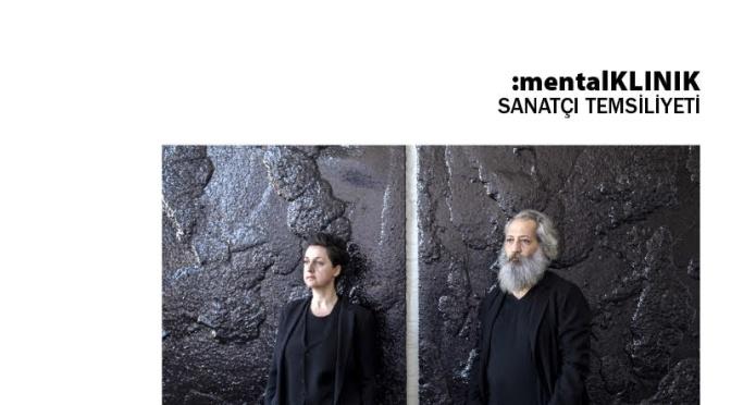 Sanatçı İkilisi :mentalKLINIK, Galerist tarafından temsil ediliyor