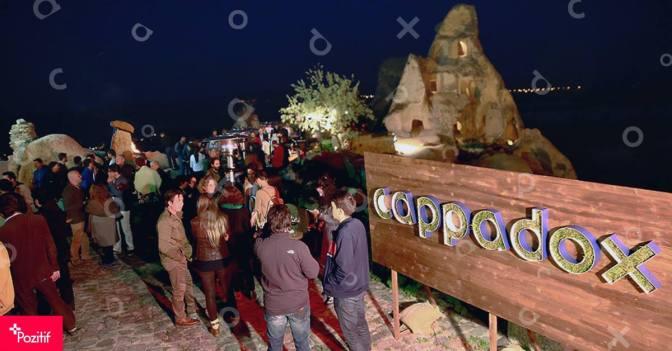 Cappadox Buluşması ALT'ta