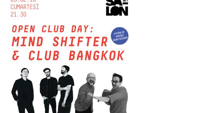Salon, Open Club Day kapsamında kapılarını açıyor