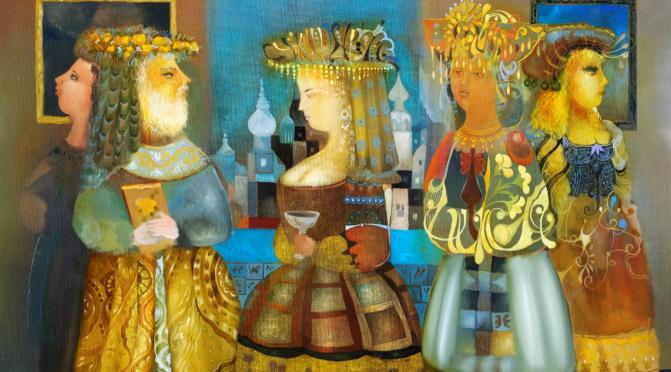 Tigran Matulian'ın eserleri İstanbul'da