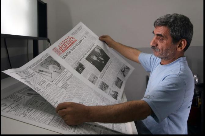 Jamanak'tan Apoyevmatini'ye İstanbul'un Medyası