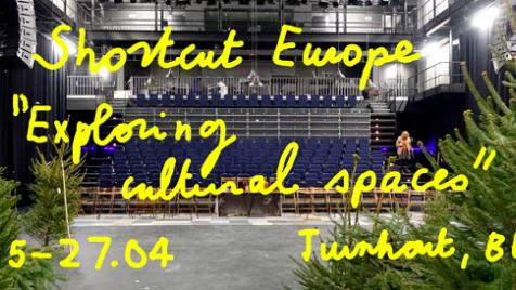 Shortcut Europe 2018 kültürel mekanları keşfediyor