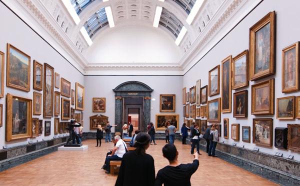 Kâr amacı gütmeyen müzelerin iş modeli