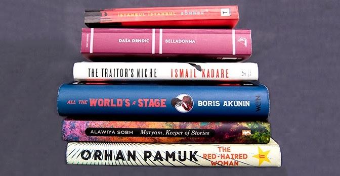 Burhan Sönmez ve Orhan Pamuk EBRD Edebiyat Ödülü 2018 kısa listesinde