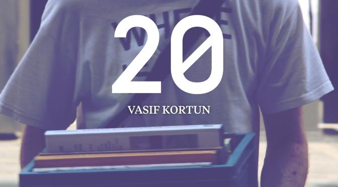 Vasıf Kortun'un yeni kitabı 20, SALT'tan e-yayın olarak çıktı