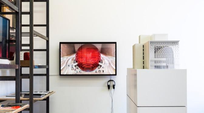 """""""Recomposing AKM – AKM'yi Yeniden Oluşturmak"""" sergisi Berlin'de"""