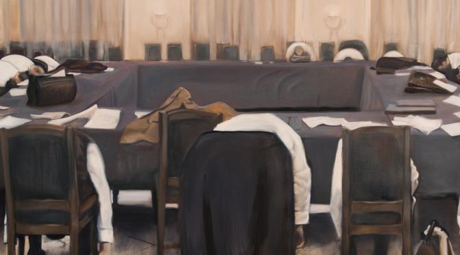 Türkiye'den sanatçılar The Schirn Kunsthalle'deki sergide