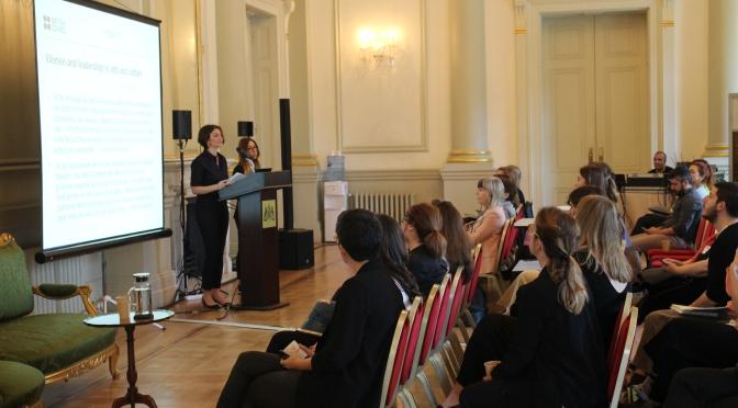 British Council'den 'Kültür ve Sanat Alanında Kadın ve Liderlik' Programı