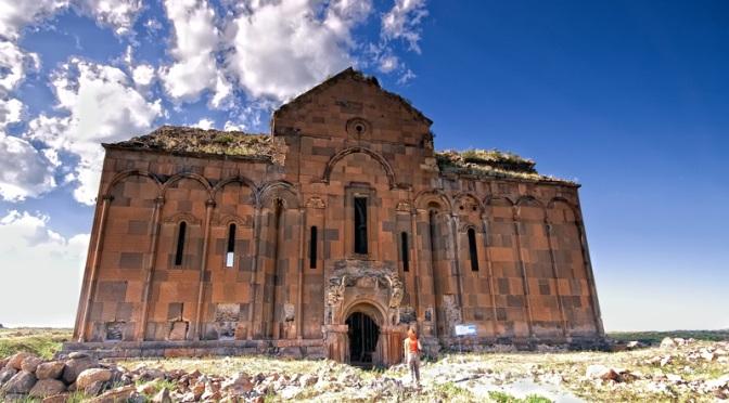 Ani Katedrali restore edilecek
