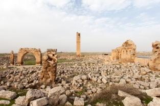 Harran_Archeological Site