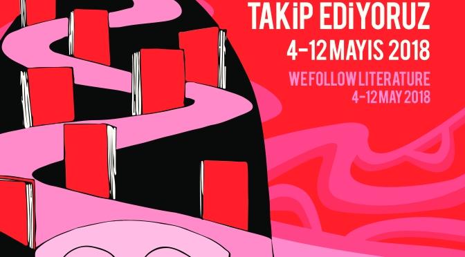 İstanbul Uluslararası Edebiyat Festivali başlıyor