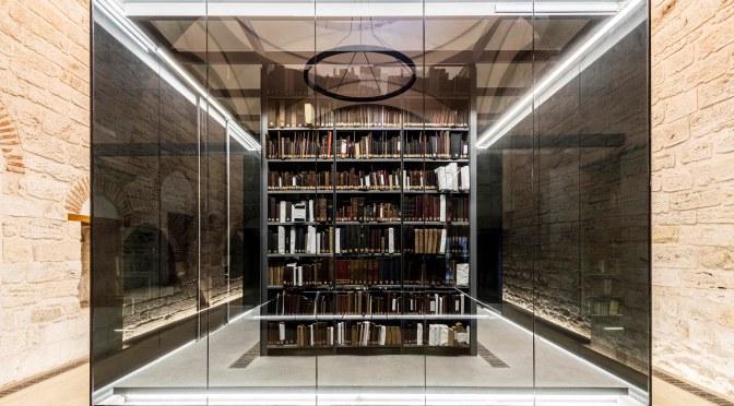 Tabanlıoğlu Mimarlık'a Olağanüstü Tarihi Yenileme ödülü