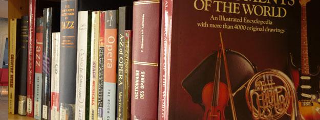 Borusan Müzik Kütüphanesi ve İTÜ MİAM Müzik Kütüphanesi birleşti