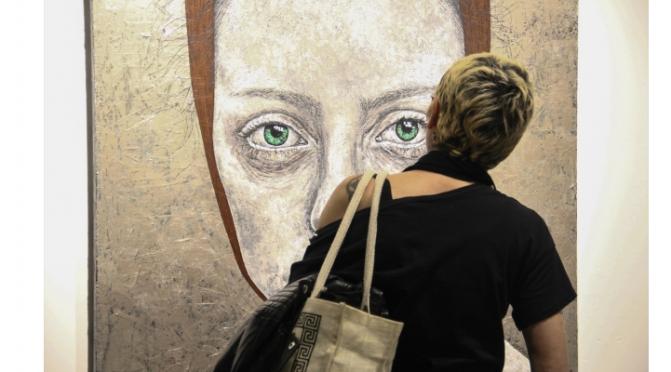Galata'da yeni bir galeri: 7 Art Gallery