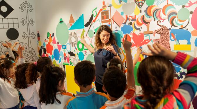 """İstanbul Modern ve Centre Pompidou ile """"Sanata Bakış"""""""