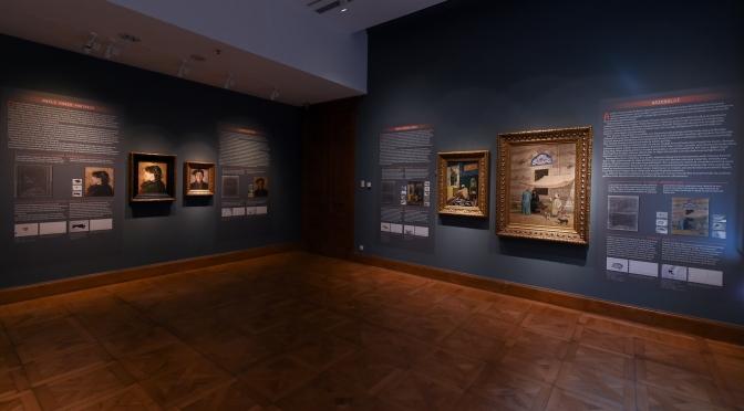 """""""Görünenin Ötesinde Osman Hamdi Bey"""" sergisi Sakıp Sabancı Müzesi'nde"""