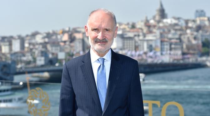 """İstanbul Ticaret Odası'ndan """"Türkiye'de Film Çekimi"""" portalı"""