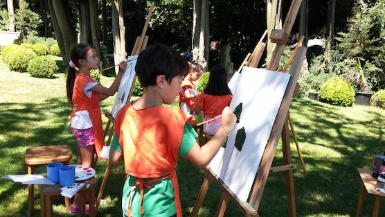 Sakıp Sabancı Müzesi'nde çocuklar için yaz okulu