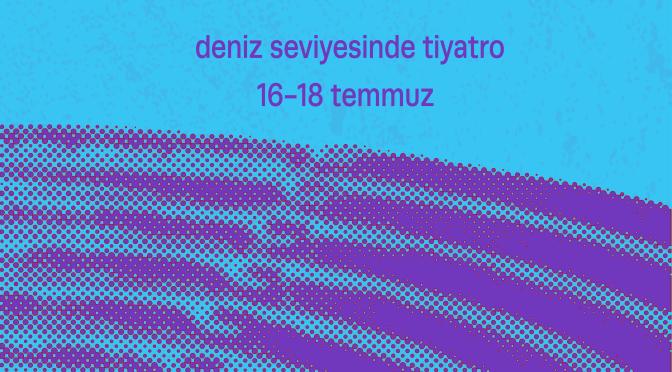 Yeni bir tiyatro festivali: Datça Tiyatro Festivali