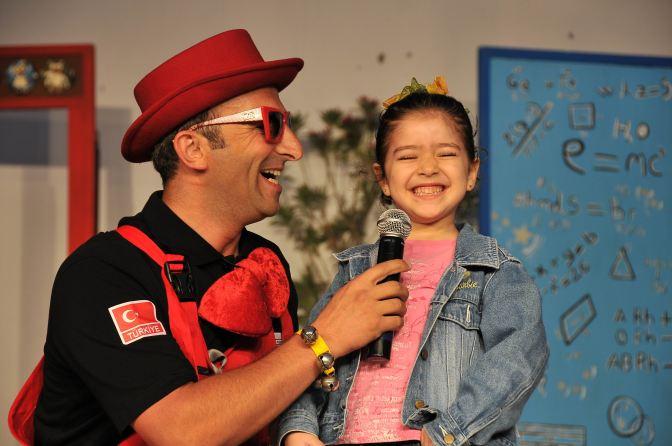 17. Kadıköy Belediyesi Çocuk Tiyatro Festivali başlıyor