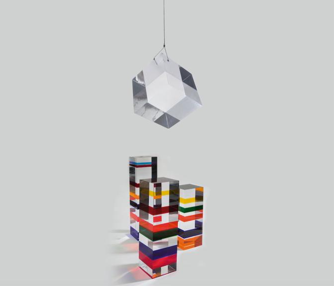 İrene Zundel'in ''Görünürün Ötesinde'' sergisi CerModern'de