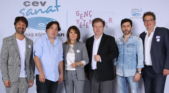 Çev Sanat ve Villa Musica işbirliği