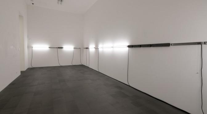 Ayşe Erkmen'in eseri MKM'de sergileniyor