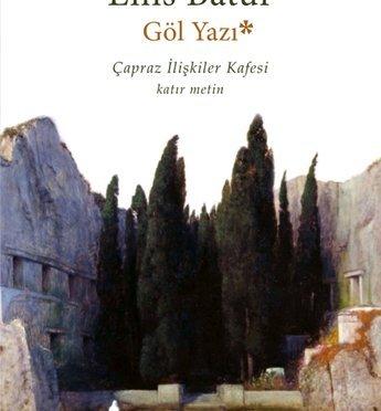 Bursa'dan Dünyaya Edebiyatla Açılan Kapı: Göl Yazıevi