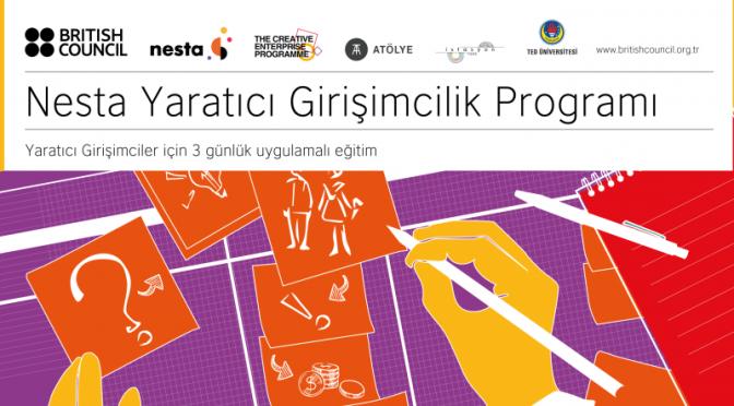 Nesta Yaratıcı Girişimcilik Programı için başvurular başladı