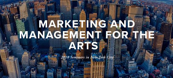 Arts and Culture Network pazarlamacılar ve yöneticiler için seminer düzenliyor