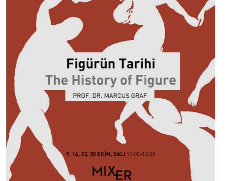 """Mixer'de """"Figürün Tarihi"""" eğitimi"""