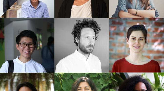 Merve Elveren, 2018 ICI Gerrit Lansing Independent Vision Curatorial Award adayları arasında