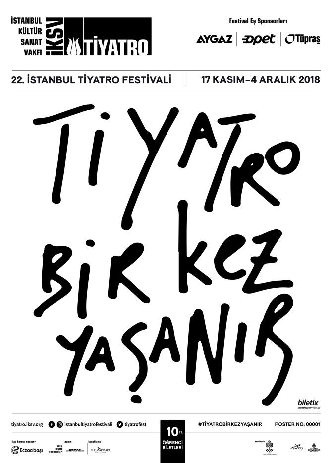 22. İstanbul Tiyatro Festivali programı açıklandı