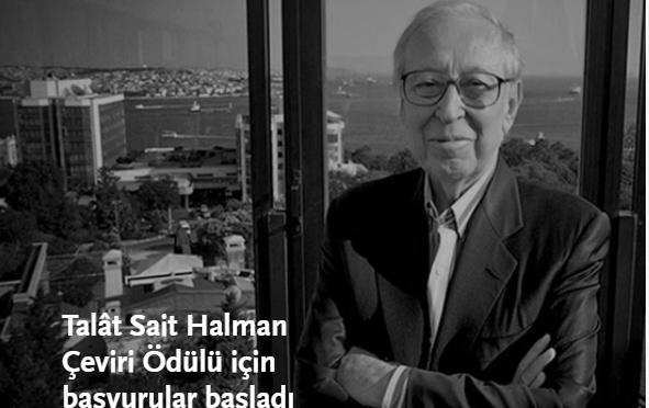 Talat Sait Halman Çeviri Ödülü başvuruları başladı