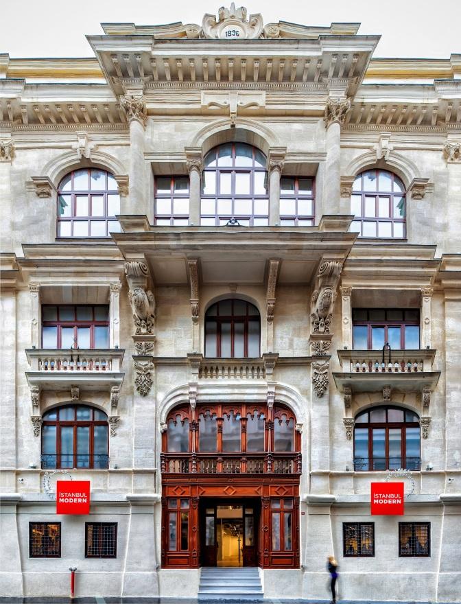 İstanbul Modern'den yeni bir Uluslararası Misafir Sanatçı Programı