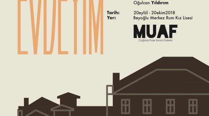 """""""Ben Hep Evdeyim!"""" Beyoğlu Merkez Rum Kız Lisesi'nde"""