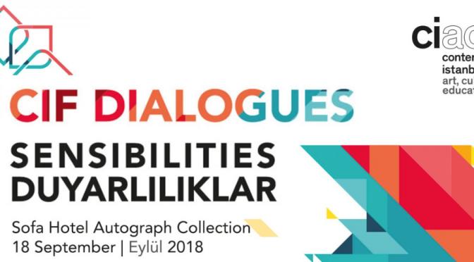 CIF Dialogues programı açıklandı