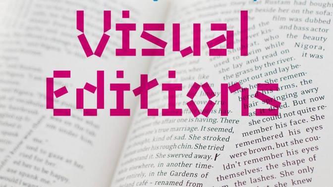 Visual Editions konuşması Akbank Sanat'ta