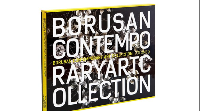 BORUSANÇağdaş Sanat Koleksiyonu'nun 3. cildi yayımlandı