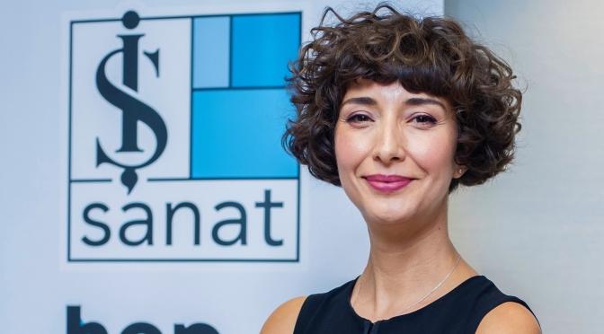 İş Sanat'ın yeni sanat yönetmeni Defne Turaç