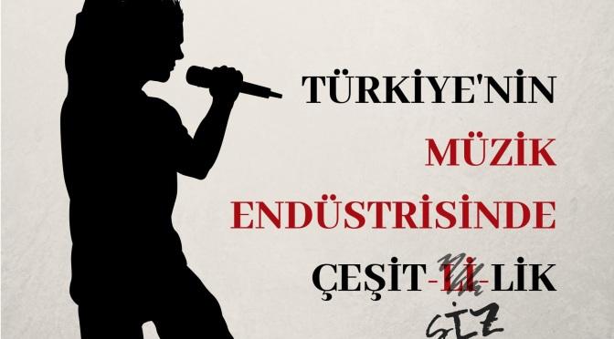"""""""Türkiye'nin Müzik Endüstrisinde Çeşitlilik"""" kitabı yayımlandı"""