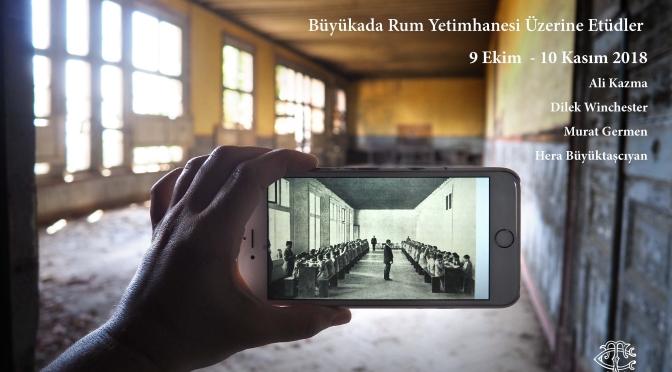 Galata Rum Okulu'nda yeni sergi