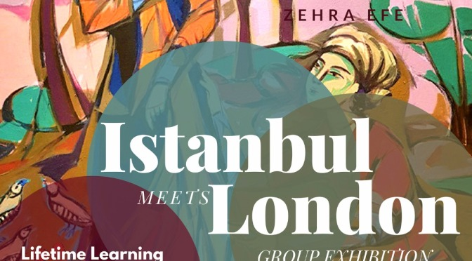 Türkiye'den sanatçılar Londra'da: Istanbul Meets London