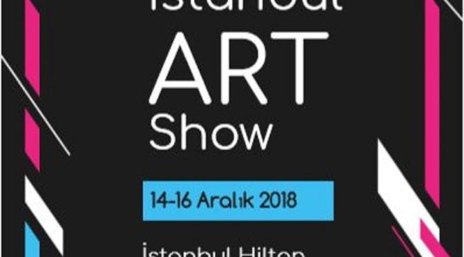 İstanbul'da yeni bir sanat fuarı: Istanbul Art Show